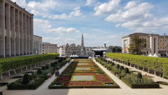 Brussels, Belgium: Six Sights for Saturday