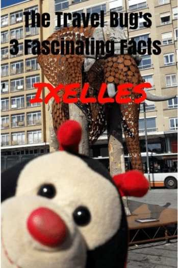Travel Bug's 3 Fascinating Facts About Ixelles
