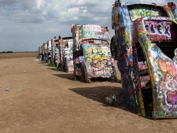6 Extraordinary Road Side Wonders in Texas
