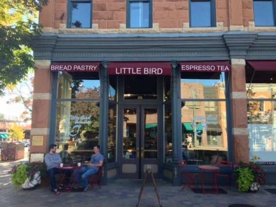 Little Bird Bakeshop: Fort Collins, Colorado