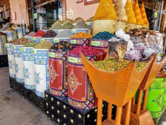 3 Days in Marrakesh