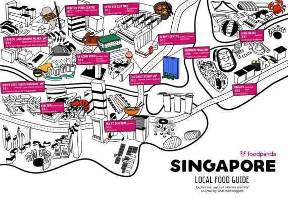 The Local Food Lover's Guide to Singapore