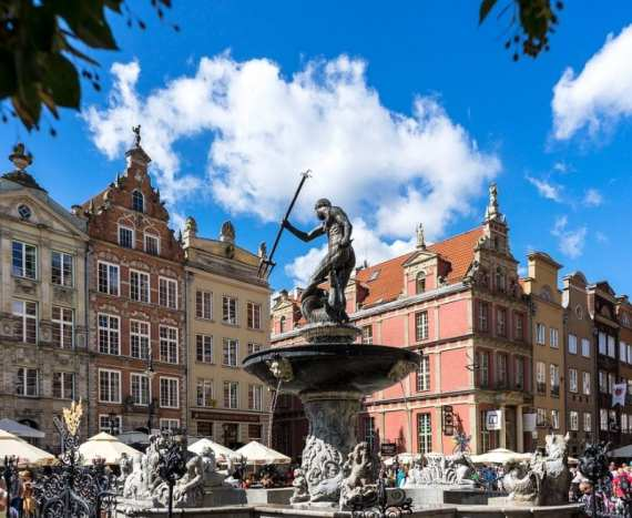 Six Top Sights in Gdansk Old Town