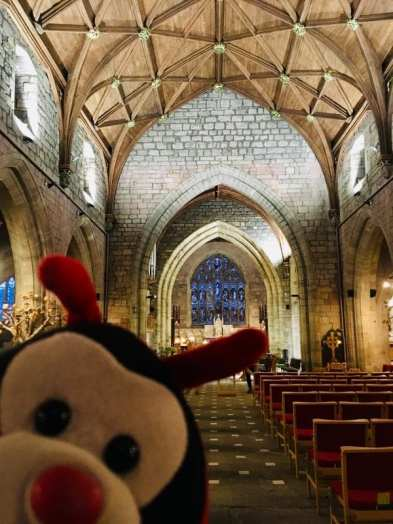 Travel Bug's Fascinating Facts about St Asaph