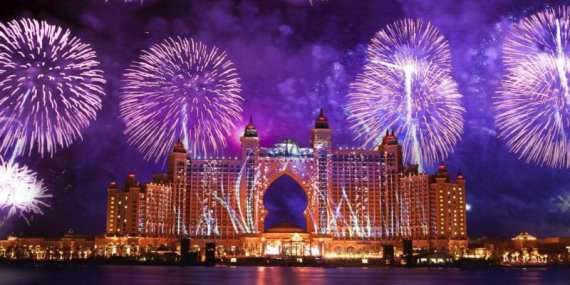 Plan an Amazing New Year Party in Dubai