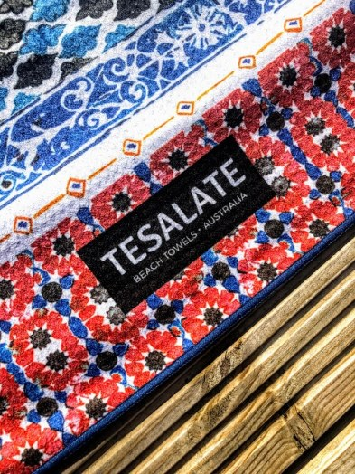 Tesalate Towels: The Joy of Sand-Free Beachin'