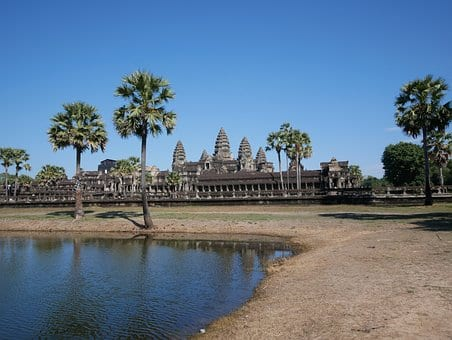 Angkor Wat: A Journey of Snakes and Ladas