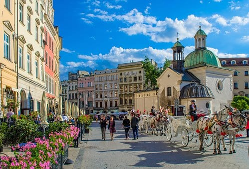 Krakow: Six Sights for Saturday