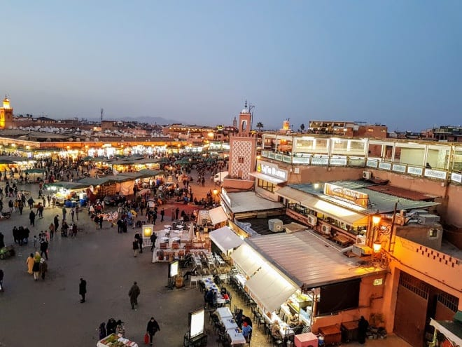 Top Tips on How To Stay Sane in Jemaa el-Fna, Marrakesh