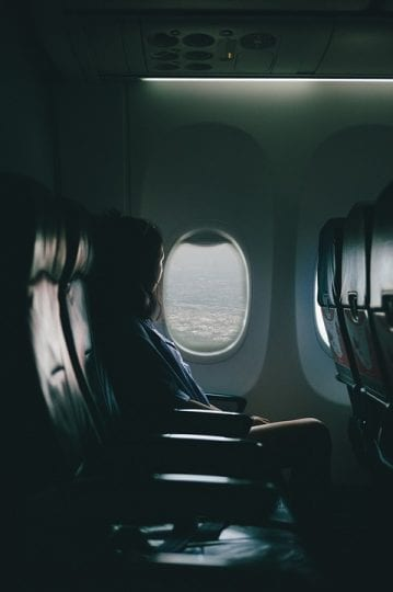 The 5 Types of People You Encounter on Every Flight