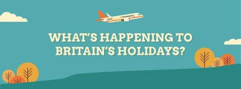What's Happening to Britain's Holidays?